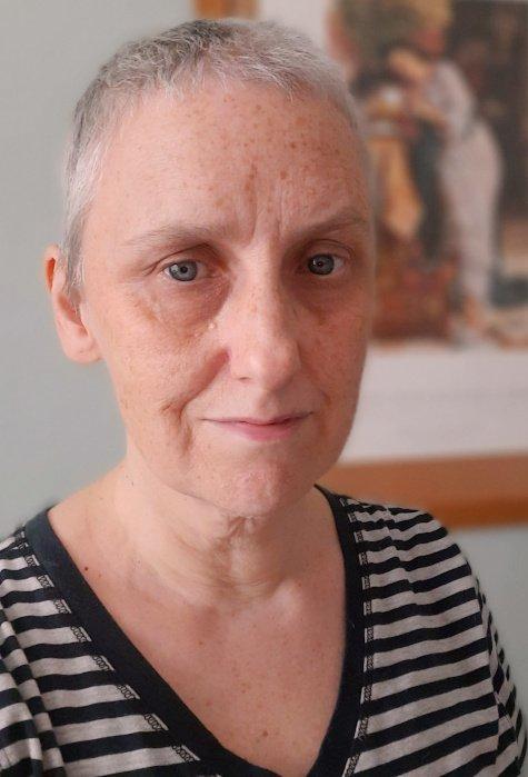 Developmental editor Karen McKellar